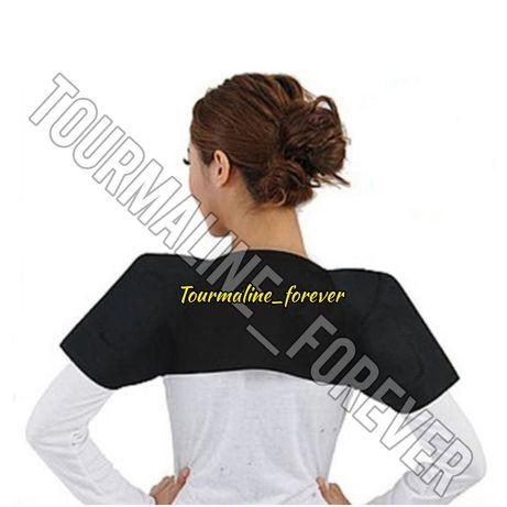 Повязка на плечи турмалиновая лечебная