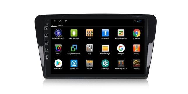 Navigatie Android 10.0 Skoda Octavia 3 fabricatie 2014-2018 10 inchi