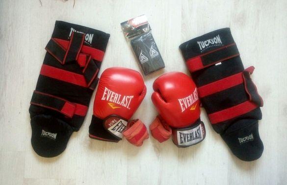 Комплект за бокс и кикбокс