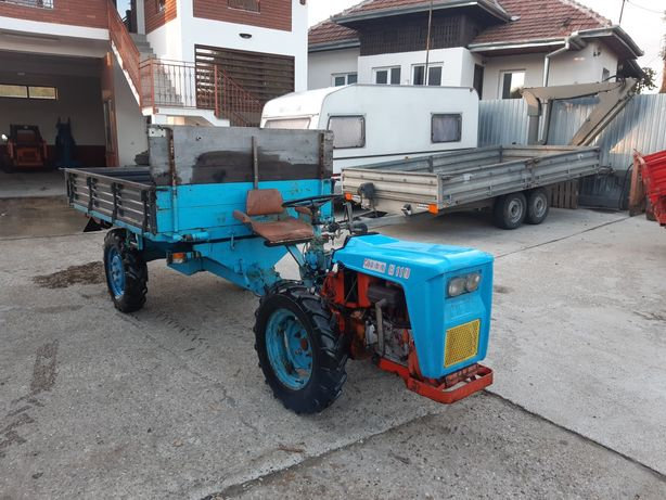 Motoagricola Nibbi  G 119 4x4