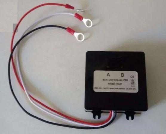 Egalizator încărcare baterii 24V (panouri fotovoltaice/eoliana)