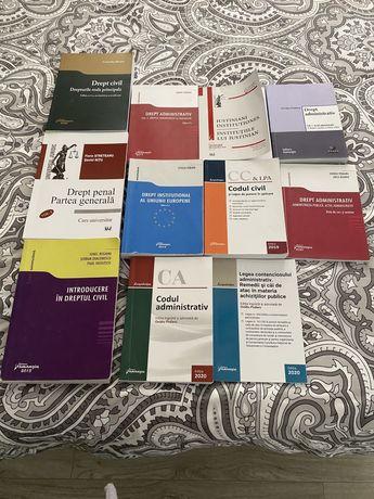 Carti pentru facultatea de drept