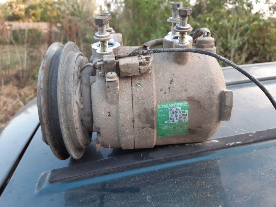Compresor Aer Conditionat Nissan Terrano 2 Ramnicu Sarat - imagine 1