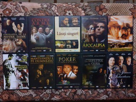 Filme dramă, thriller și comedie - Colecție de 14 DVD-uri