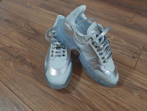 Adidasi sneakers pantofi Jimmy Choo Musette
