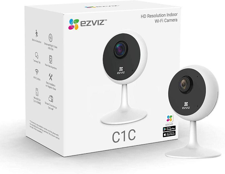 Camera supraveghere interior EZVIZ C1C. Wi-Fi. Full HD. Baby Monitor Bucuresti - imagine 1