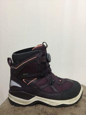 Зимние ботинки для девочки 35 размер