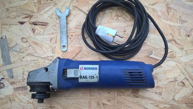 Polizor unghiular flex Berner BAG 125-1 ( Bosch GWS 1100 )