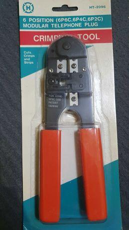 Cleste sertizat cablu telefon HT-2096 (6P6C , 6P4C , 6P2C)