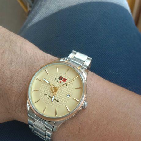 Продам часы наручные от ticarto water resistant t625 цена 7000
