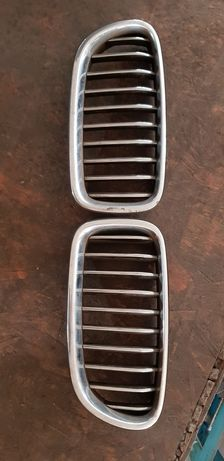 Grile originale BMW seria 5 F10 F11 cromate