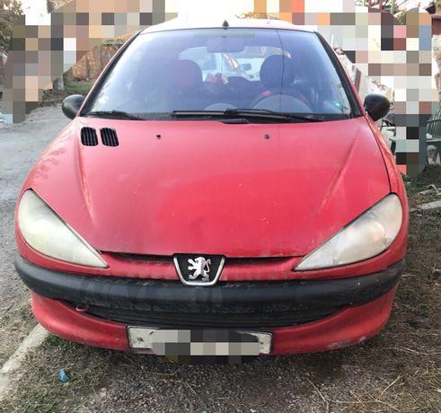Пежо 206/1,6 дизел-товарно Peugeot 2003г