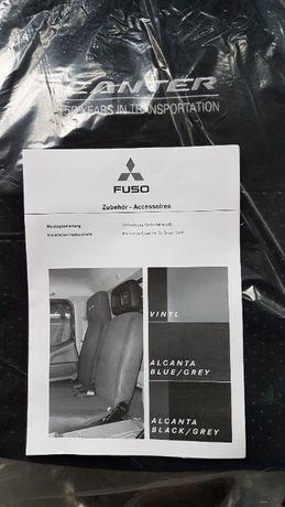 Mitsubishi Fuso Тапицерия