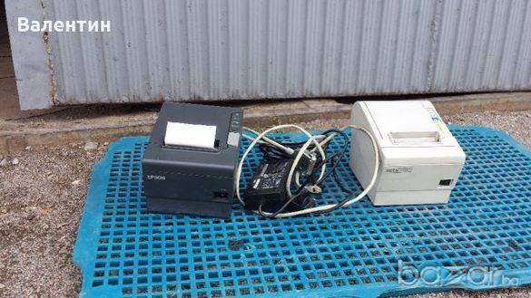 принтер Epson TM 88 III RS-232