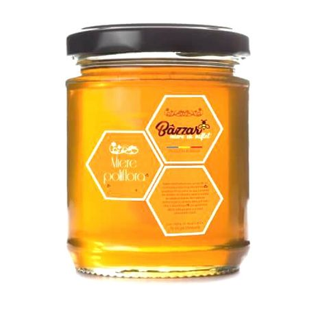 Vand miere 100% naturala /vie / maturata / neprocesata