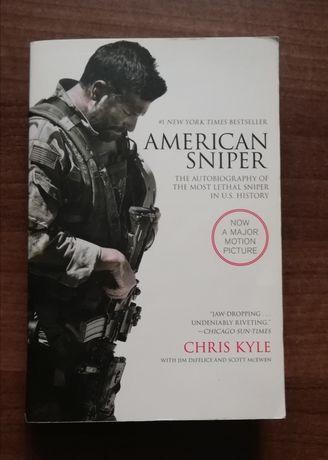 American sniper engleza