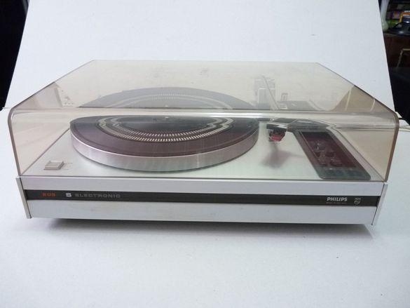 Грамофон Vintage Hi-End Philips 209S