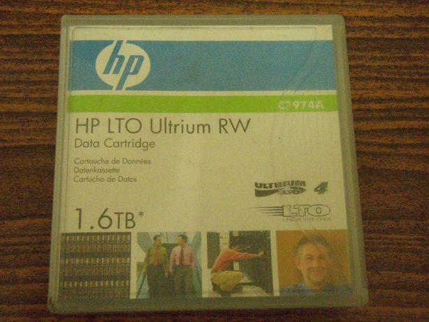Caseta banda bagnetica 1.6TB HP LTO Ultrium RW C7974A, netestata