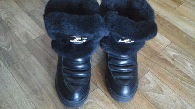 ботинки зима.Размер 38(24)