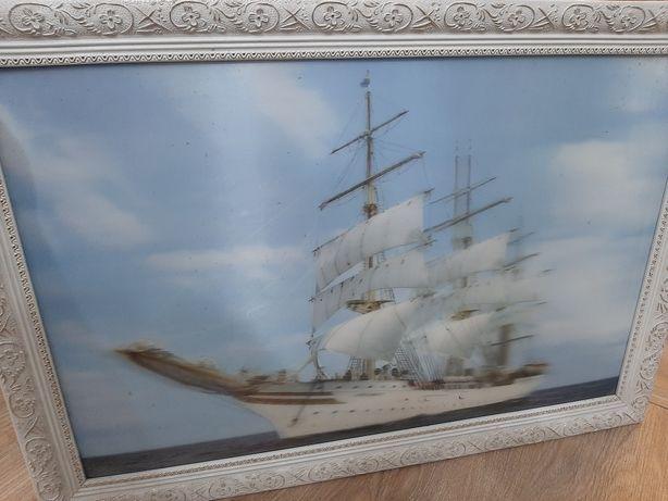 """Продам картину """"Корабль"""""""
