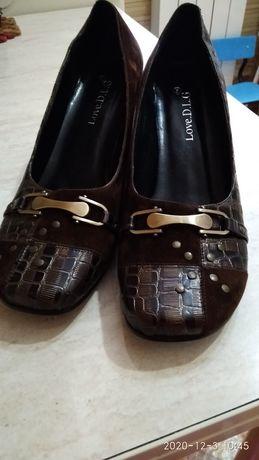 Туфли новые очень красивые