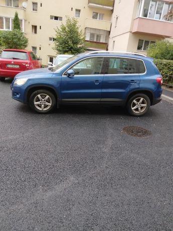Vând VW Tiguan 4x4