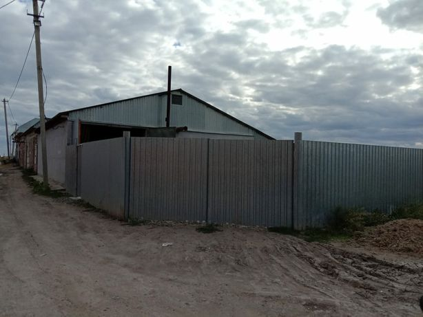 Продам производственное помещение (склад)