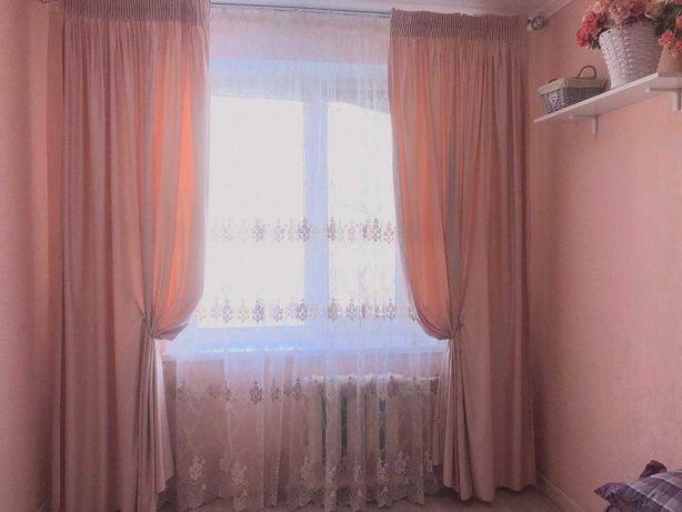 Продам шторы и тюль