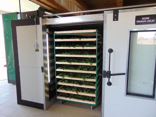 Uscator/Deshidrator fructe, legume, ciuperci, plante, Dry 2500LT