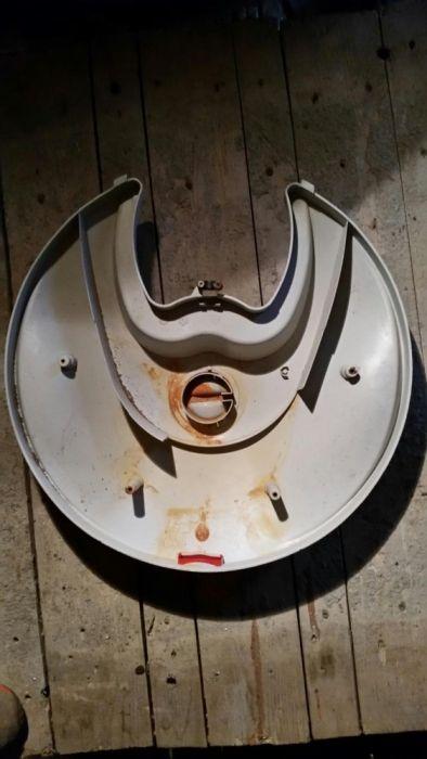 Крышка аристона водонагревателя