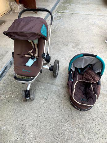 Бебешка количка Quinny 2 в 1