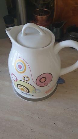 Чайник керамический.