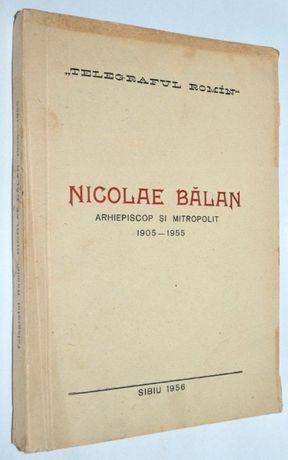 Omagiu Inalt Prea Sfintiei Sale Dr. Nicolae Balan