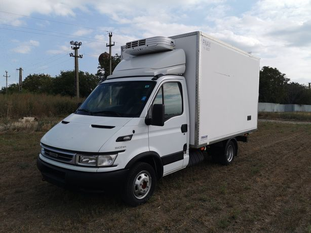 Iveco daily 35c17 FRIG!!!