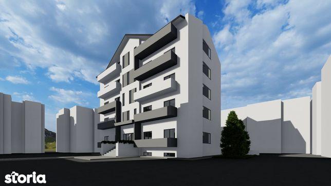 Apartament 2 camere la cheie bloc nou