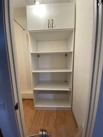Шкаф в гардеробную