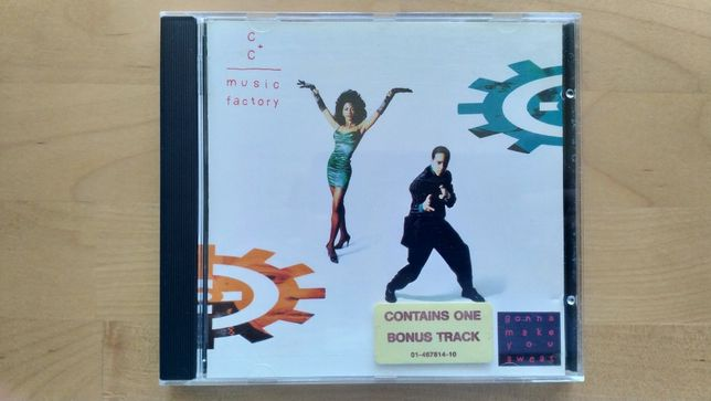 Cd C&C Music Factory - Original