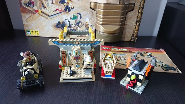 Lego Adventurers - 5919 - The Valley of the Kings