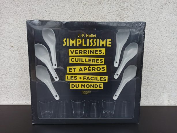 Set cadou pahare shot aperitive franceze 35 rețete ceramică