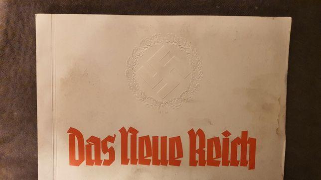 Album nazist Das neue reich