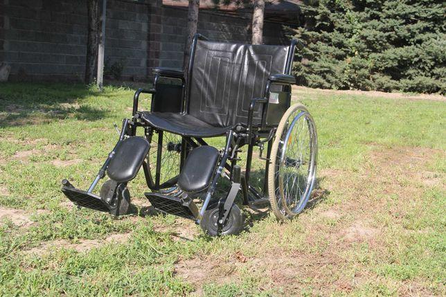 Инвалидная коляска для полных