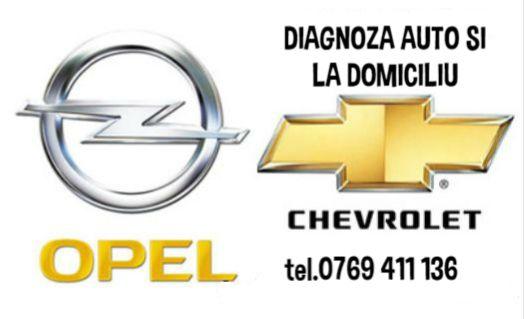 diagnoza auto Chevrolet Opel Mercedes Dacia Renault Nissan Saab Volvo