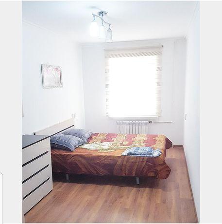 Чистая и уютная посуточная аренда квартира/Wi-fi/Alma Tv/