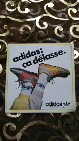 Abtibild Adidas vintage