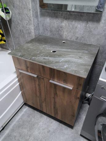 Тумба в ванную новая, без раковины