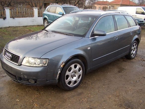 Ауди А4 Б6, Audi A4 B6, 2003г, 1.9tdi 131к.с.- на части
