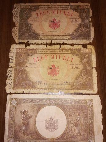 Bancnote de 10 000 de lei - 1945