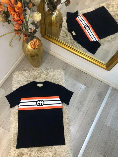 Tricou Gucci colectia noua TOP bumbac 100%