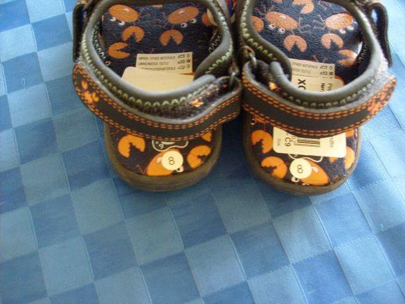 Нови сандалки от Англия - С8