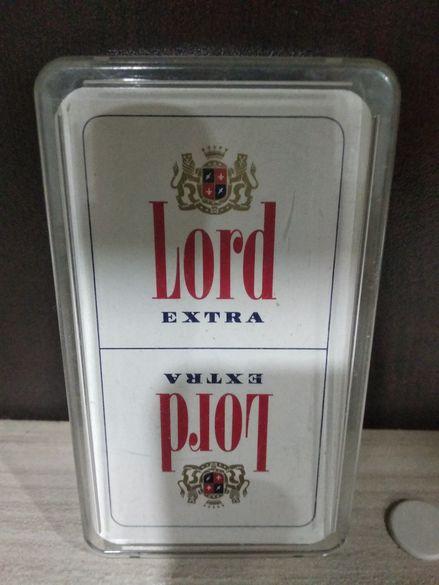 Карти за игра Lord extra